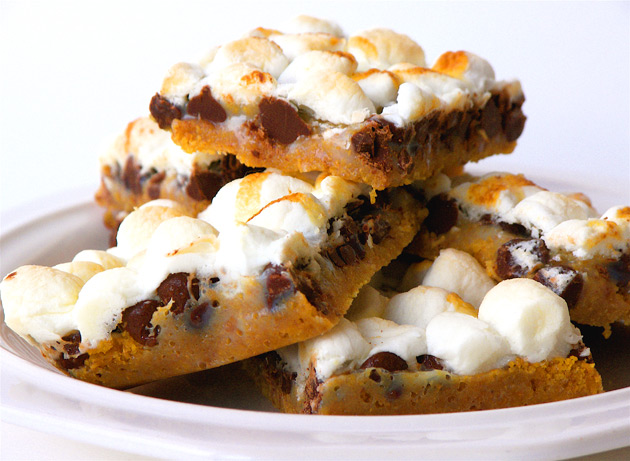 This is a delicious variation on the 5 layer bar cookie. Graham ...